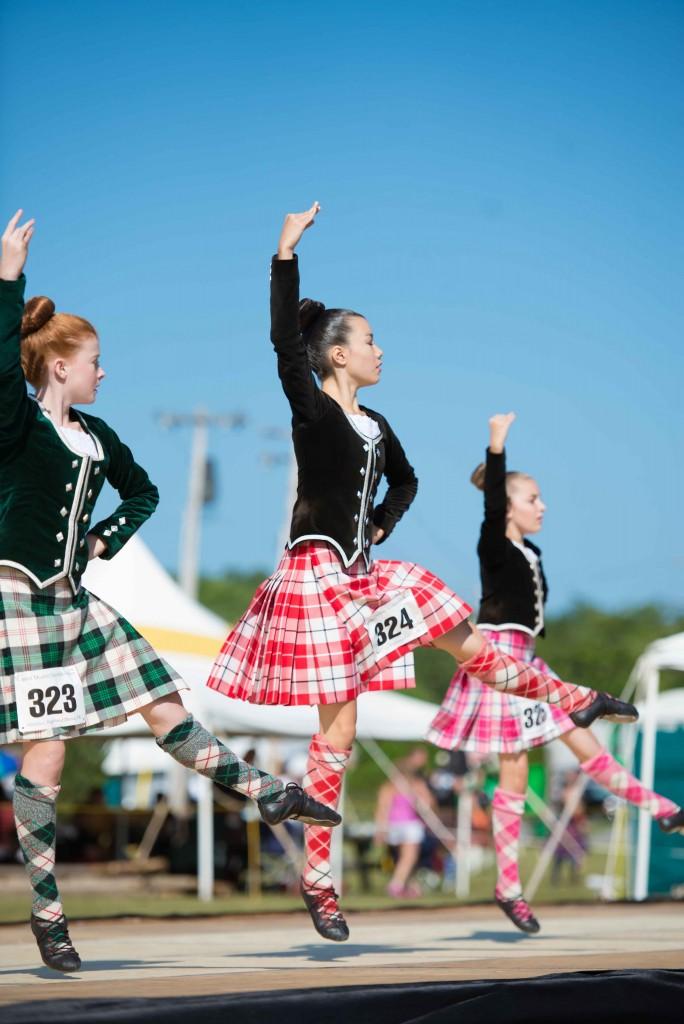 Highland Dancers (©CDSG/SPB)