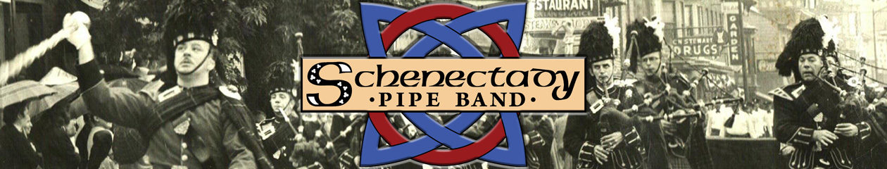 Schenectady Pipe Band